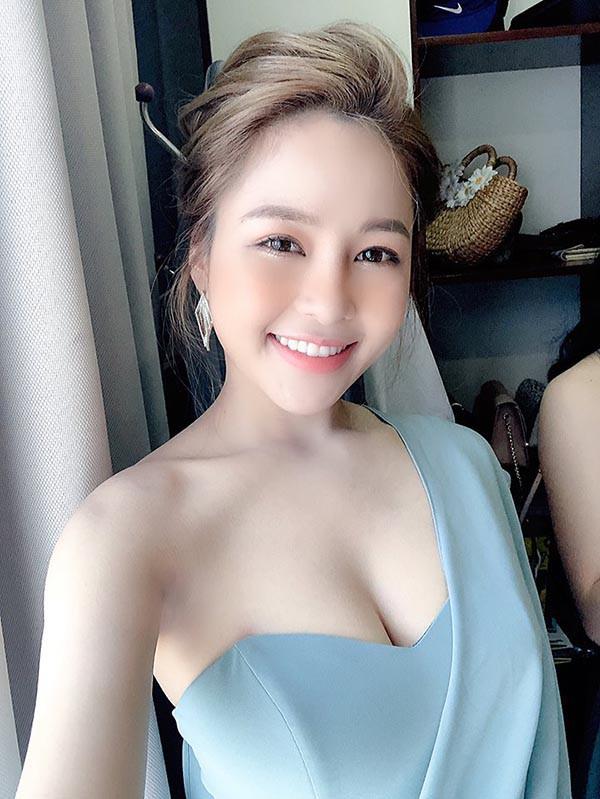 Hot girl Trâm Anh diện bikini, khoe lưng trần đầy gợi cảm - Ảnh 7.
