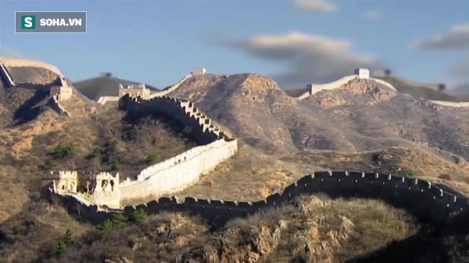 Bí ẩn cấu trúc ngầm dưới Vạn Lý Trường Thành khiến quân Mông Cổ không thể xâm phạm - Ảnh 1.