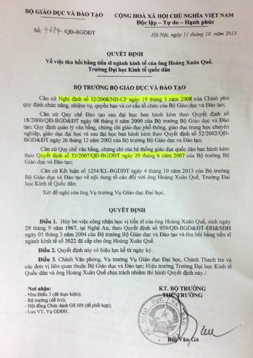 Tình tiết lạ vụ tiến sĩ bị tố đạo văn thắng kiện nguyên Bộ trưởng GDĐT - Ảnh 2.