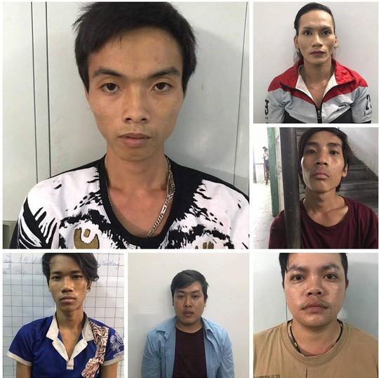 TP HCM: Bắt băng trộm nghiện nặng gây khiếp đảm ở vùng ven - Ảnh 1.