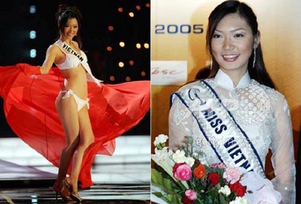 """2 người đẹp Việt vướng tai tiếng khi liều lĩnh thi chui """"Hoa hậu Hoàn vũ"""" - Ảnh 4."""