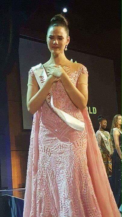 Trả thù 10 năm chưa muộn: Hoa hậu Philippines từng khóc vì thua Puerto Rico tại Miss World, nay tình thế đảo ngược - Ảnh 4.