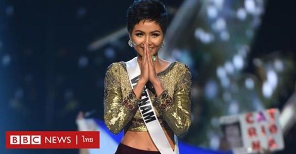 BBC, CNN đăng bài khen HHen Niê, cư dân mạng: Hãy đến Hollywood, thành người mẫu chuyên nghiệp - Ảnh 2.