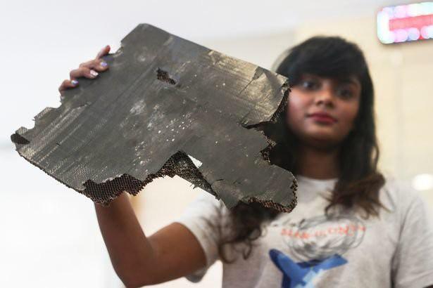 Kết luận mới nhất của chuyên gia dựa vào mảnh vỡ người nhà hành khách MH370 cung cấp - Ảnh 1.