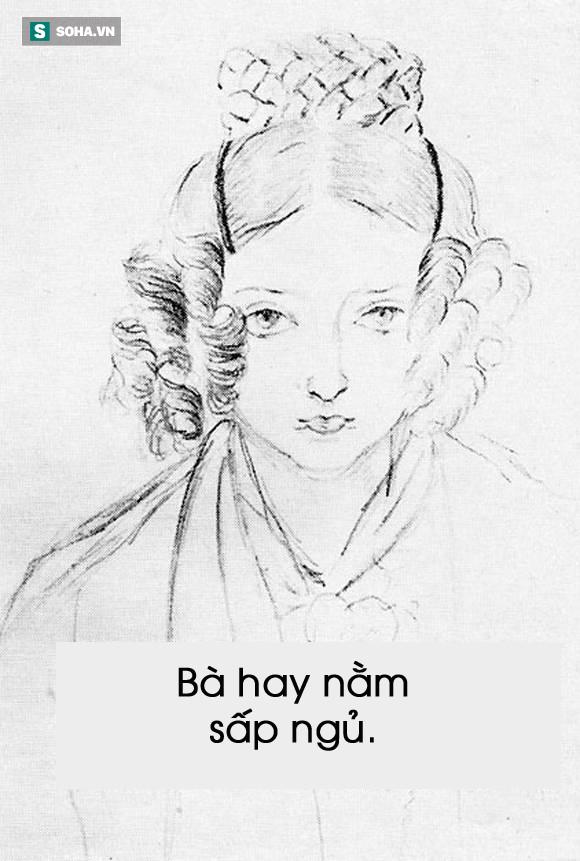 Điều chưa biết về Nữ hoàng Victoria (P4): Hay nằm sấp khi ngủ - Ảnh 1.
