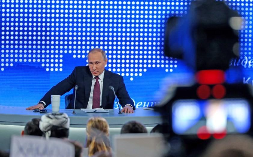 Nhắc chuyện Afghanistan, Tổng thống Putin nghi ngờ chuyện Mỹ rút quân khỏi Syria
