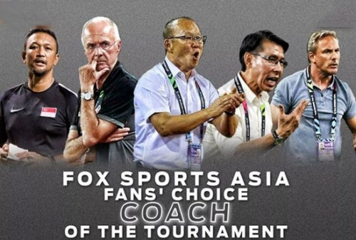 Thầy Park là HLV xuất sắc nhất AFF Cup 2018 với lượng bình chọn ai nhìn cũng choáng - Ảnh 2.