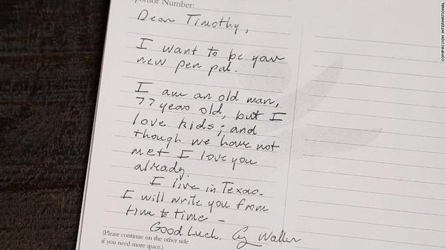 Hé lộ những lá thư cảm động giữa cố Tổng thống Bush với cậu bé Philippines từng được an ninh Mỹ giữ kín - Ảnh 3.