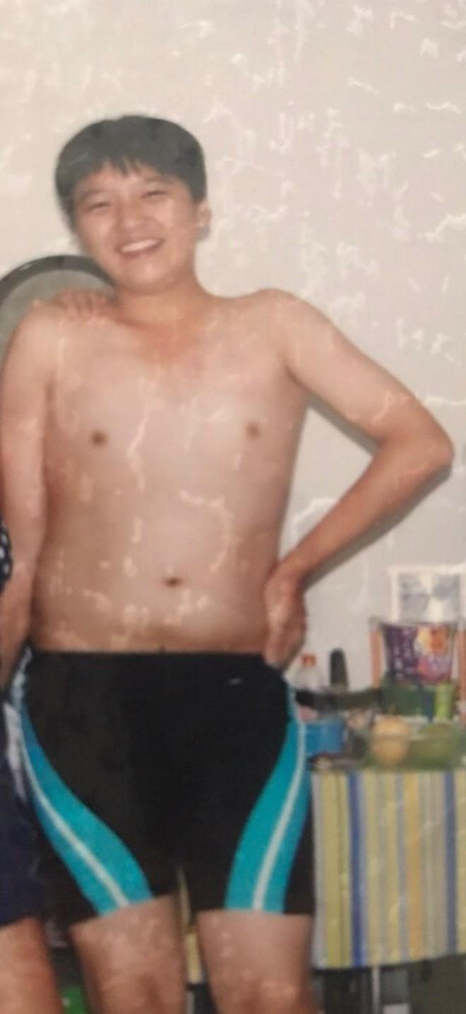 Từng bị bạn trêu đến sợ đi học vì béo, chàng trai giảm 20kg hóa hot boy đầy thu hút - Ảnh 3.