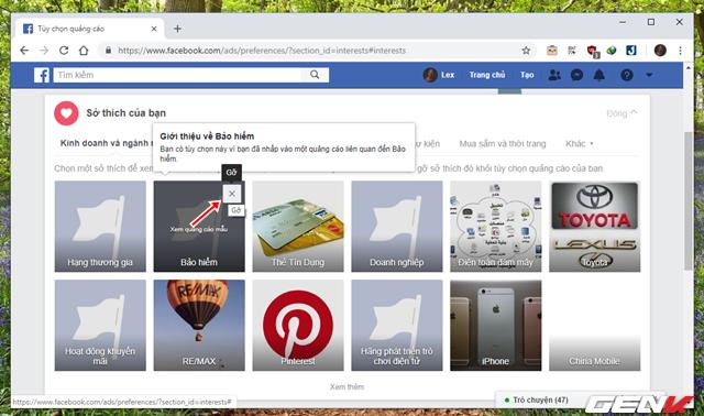 Đây là cách để chúng ta yếu đuối chống trả lại đủ kiểu quảng cáo khó chịu của Facebook - Ảnh 7.