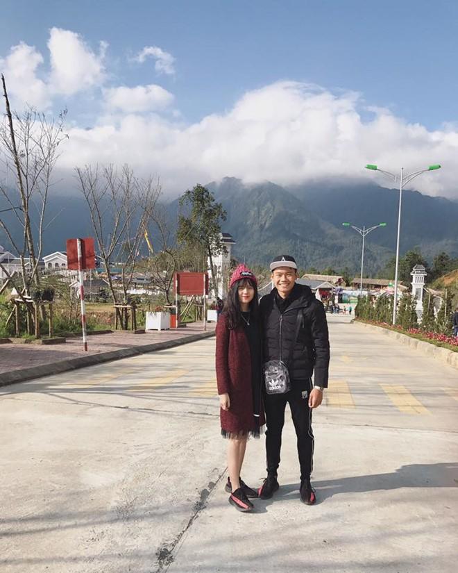 Nhan sắc bạn gái của Nguyễn Thành Chung - chàng cầu thủ vừa được HLV Park gọi lên tuyển - Ảnh 7.