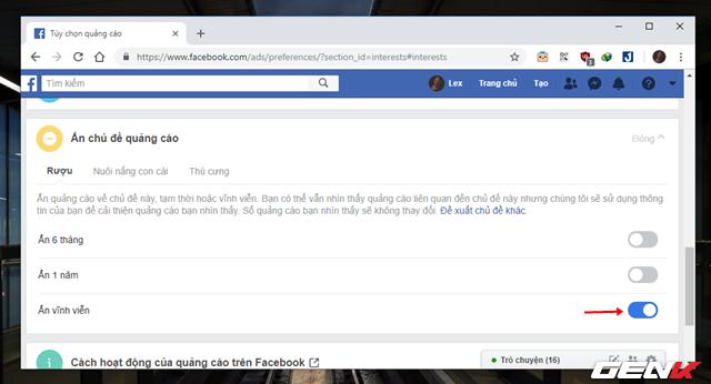Đây là cách để chúng ta yếu đuối chống trả lại đủ kiểu quảng cáo khó chịu của Facebook - Ảnh 9.