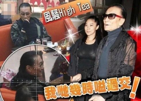 Bố Tạ Đình Phong đón tình trẻ kém 49 tuổi về nhà - Ảnh 1.
