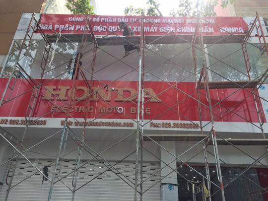 Thực hư về xe máy điện Honda đến từ Trung Quốc - Ảnh 1.