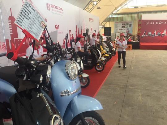 Thực hư về xe máy điện Honda đến từ Trung Quốc - Ảnh 2.