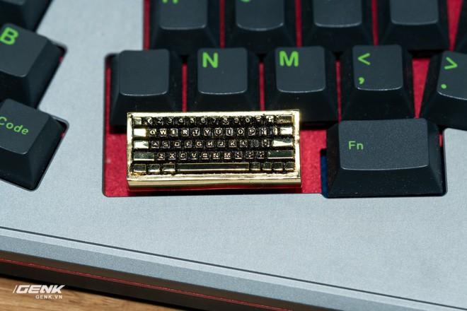 Ngó những bộ bàn phím cơ độc lạ, đắt tiền của giới mê nhựa Hà Thành - Ảnh 11.
