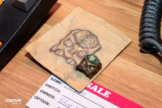Ngó những bộ bàn phím cơ độc lạ, đắt tiền của giới mê nhựa Hà Thành - Ảnh 14.