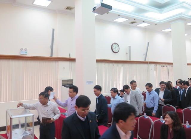 Lấy phiếu tín nhiệm Bộ trưởng, các Thứ trưởng Bộ GTVT - Ảnh 4.