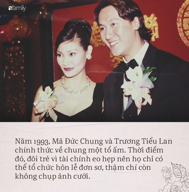 Mã Đức Chung và vợ: Cuộc hôn nhân giai thoại ai cũng biết của Cbiz, mặc sóng gió ngoại tình vẫn nắm chặt tay nhau - Ảnh 5.