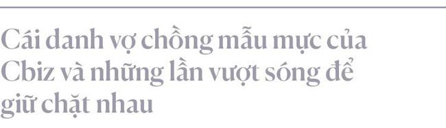 Mã Đức Chung và vợ: Cuộc hôn nhân giai thoại ai cũng biết của Cbiz, mặc sóng gió ngoại tình vẫn nắm chặt tay nhau - Ảnh 6.