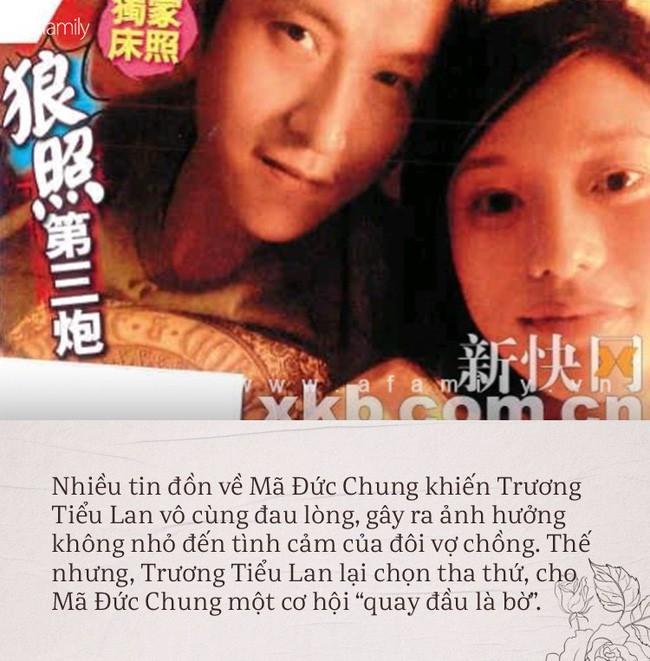 Mã Đức Chung và vợ: Cuộc hôn nhân giai thoại ai cũng biết của Cbiz, mặc sóng gió ngoại tình vẫn nắm chặt tay nhau - Ảnh 9.