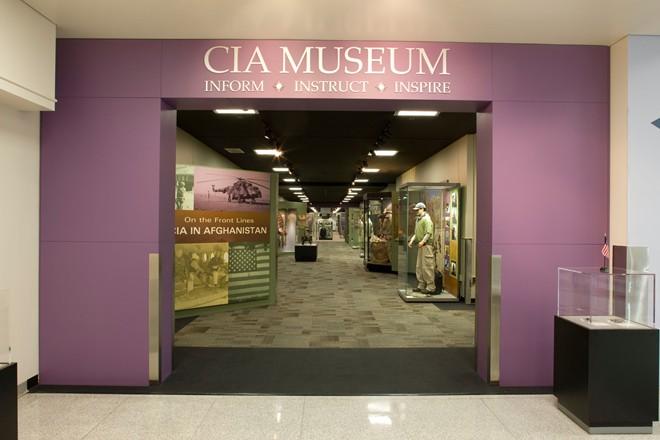 """Bảo tàng CIA: Nơi người dân bị """"cấm cửa"""" - Ảnh 1."""