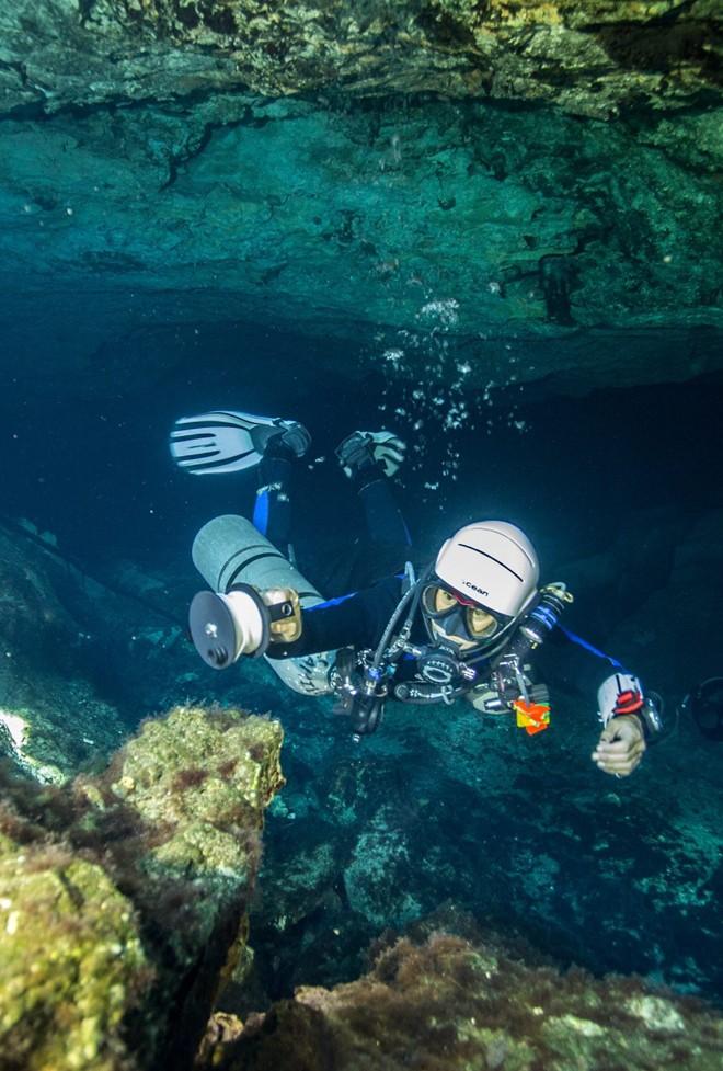 Khám phá hang động dưới nước lớn nhất thế giới Sac Actun - Ảnh 4.