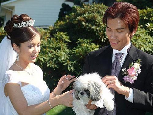 Không phải ca sĩ Phi Nhung, cô gái xinh đẹp này mới là vợ ca sĩ Mạnh Quỳnh! - Ảnh 3.