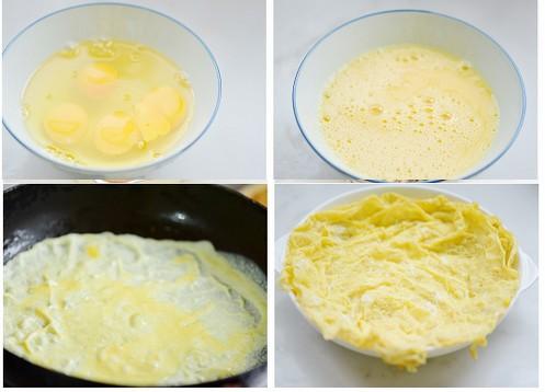 Hóa ra món trứng cuộn đẳng cấp nhà hàng lại có cách làm dễ không tưởng thế này - Ảnh 2.