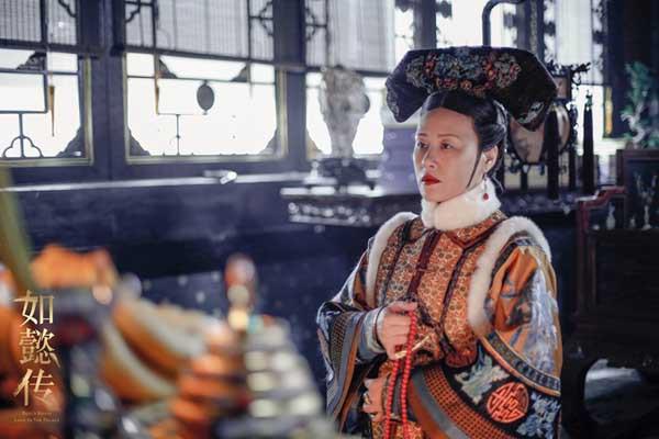 Nhân vật cao tay nhất trong hậu cung Thanh triều dưới thời Ung Chính - Càn Long - Ảnh 7.