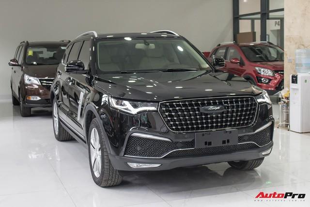 SUV Trung Quốc giá rẻ, nhiều option, độ như xe sang - Hiện tượng của làng xe Việt 2018 - Ảnh 1.