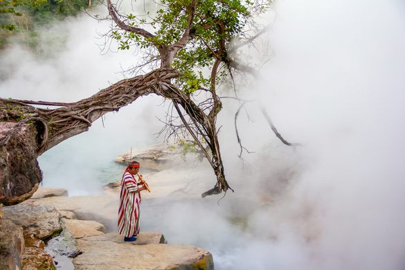 Bí ẩn dòng sông tử thần nước sôi sùng sục ở Peru cuối cùng cũng được giải mã - Ảnh 3.