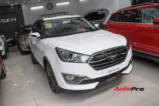 SUV Trung Quốc giá rẻ, nhiều option, độ như xe sang - Hiện tượng của làng xe Việt 2018 - Ảnh 3.