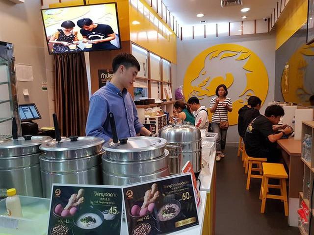 Món bánh bao hình nấm mới ở Thái Lan có gì đặc biệt mà khiến giới trẻ check-in rần rần - Ảnh 3.