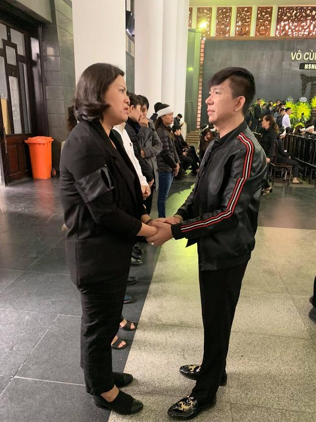 Những hồi ức chưa kể của nghệ sĩ nhà hát Kịch Việt Nam với NSND Anh Tú - Ảnh 3.
