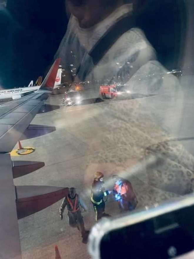 Máy bay Vietjet gặp sự cố kỹ thuật trong đêm phải hạ cánh khẩn xuống sân bay Đài Loan - Ảnh 1.