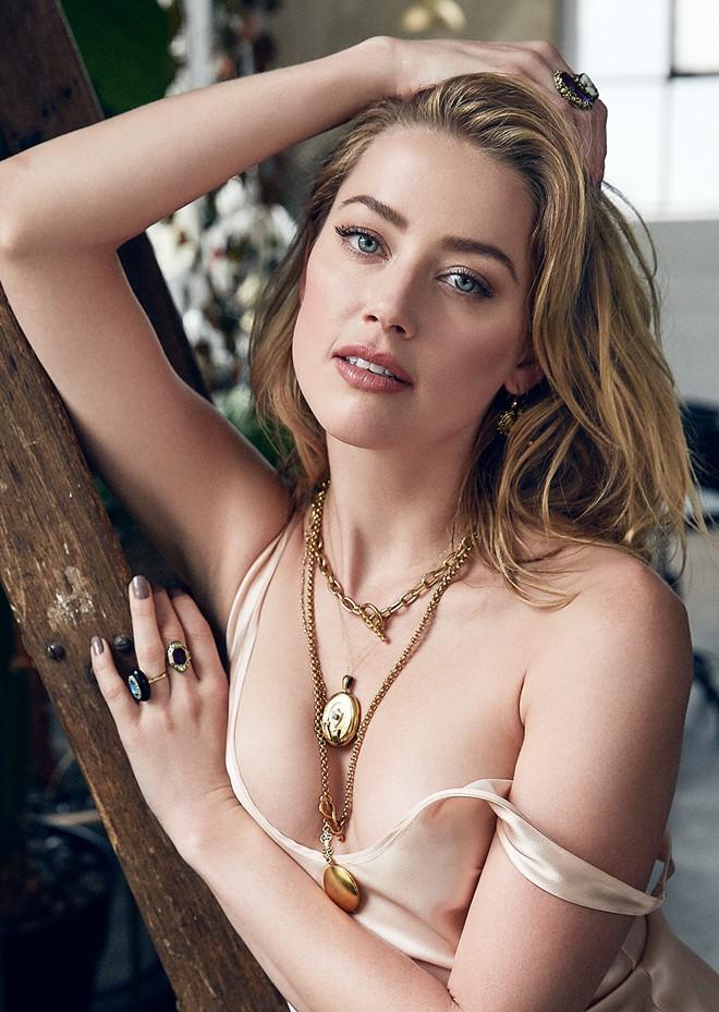 Mỹ nhân phim Aquaman: Nhan sắc đẹp nhất thế giới vẫn bị tẩy chay vì đào mỏ Johnny Depp  - Ảnh 2.