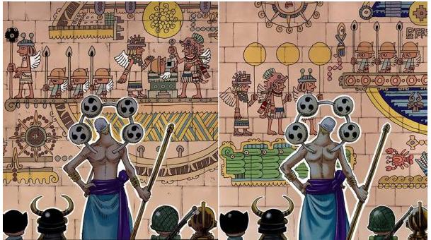 One Piece: Chúa trời Enel sẽ trở lại chiến đấu với Luffy và mở ra bí ẩn của gia tộc D - Ảnh 3.