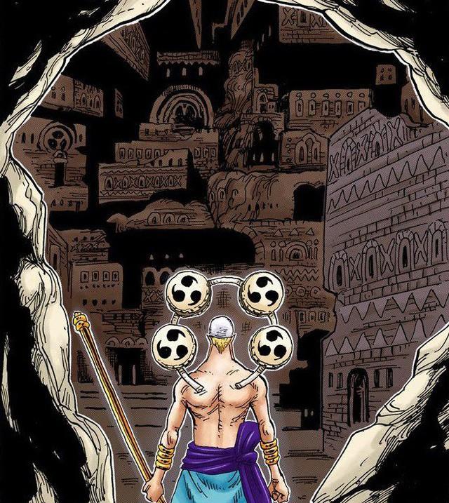 One Piece: Chúa trời Enel sẽ trở lại chiến đấu với Luffy và mở ra bí ẩn của gia tộc D - Ảnh 4.