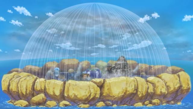 One Piece: 4 chiêu thức siêu mạnh đủ sức phá hủy cả một hòn đảo trong nháy mắt - Ảnh 4.