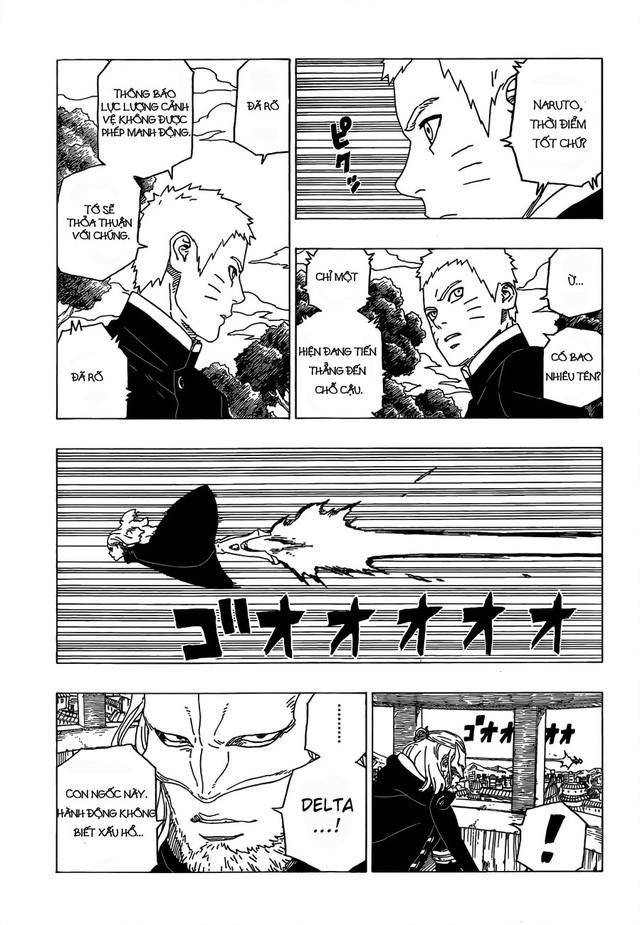Boruto tập 30: Boruto giao chiến với Kawaki, Momoshiki Otsutsuki xuất hiện trở lại - Ảnh 4.