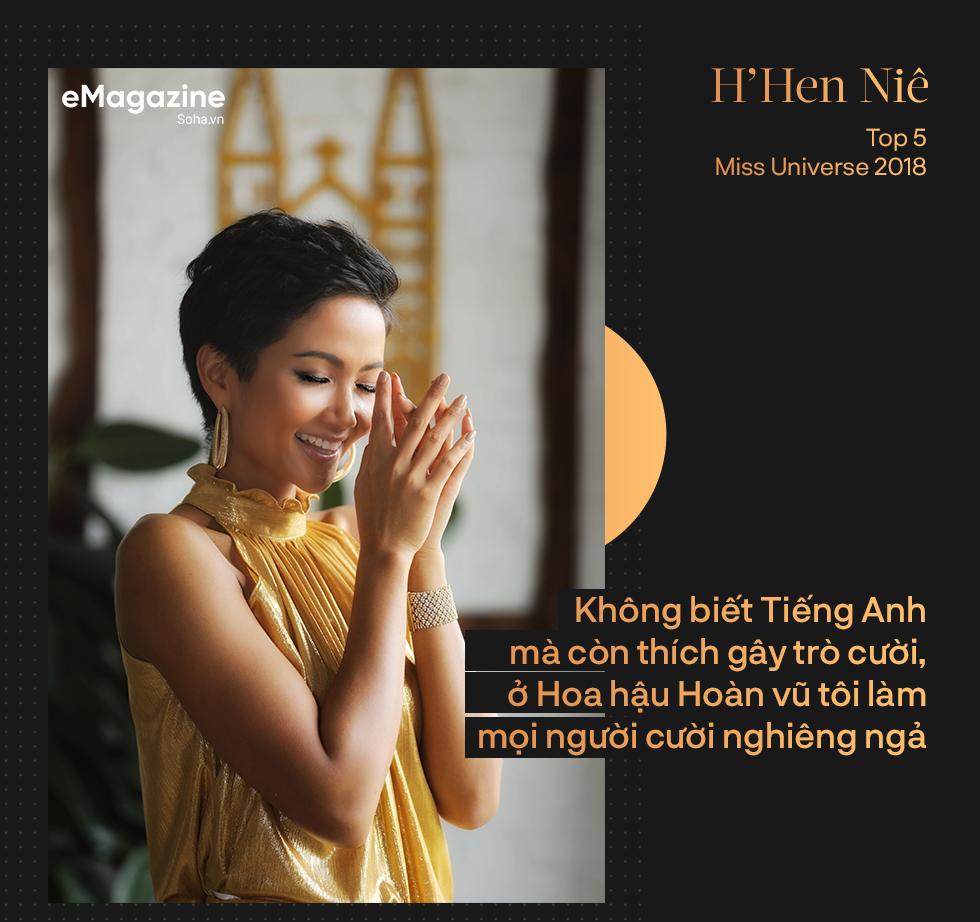H'Hen Niê: Hoa hậu hoang dã, điên, khùng và nghèo nhất Việt Nam! - Ảnh 17.