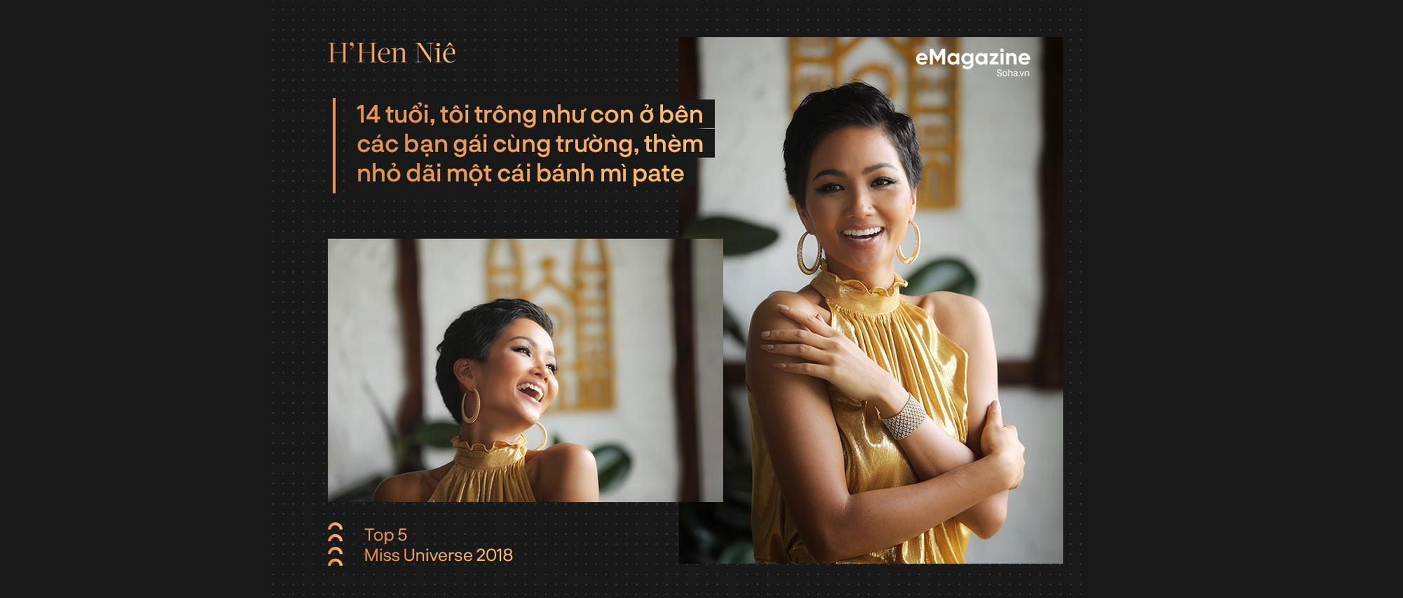 H'Hen Niê: Hoa hậu hoang dã, điên, khùng và nghèo nhất Việt Nam! - Ảnh 32.