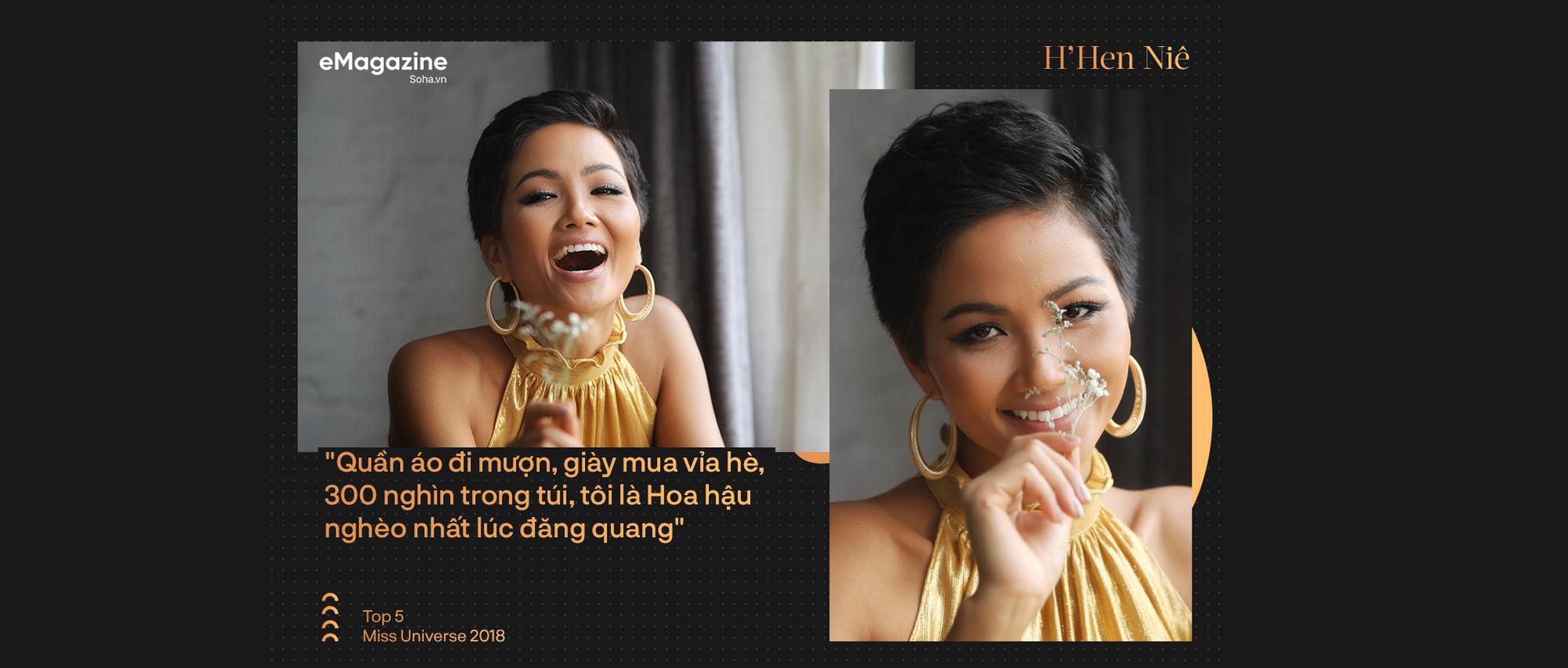 H'Hen Niê: Hoa hậu hoang dã, điên, khùng và nghèo nhất Việt Nam! - Ảnh 3.