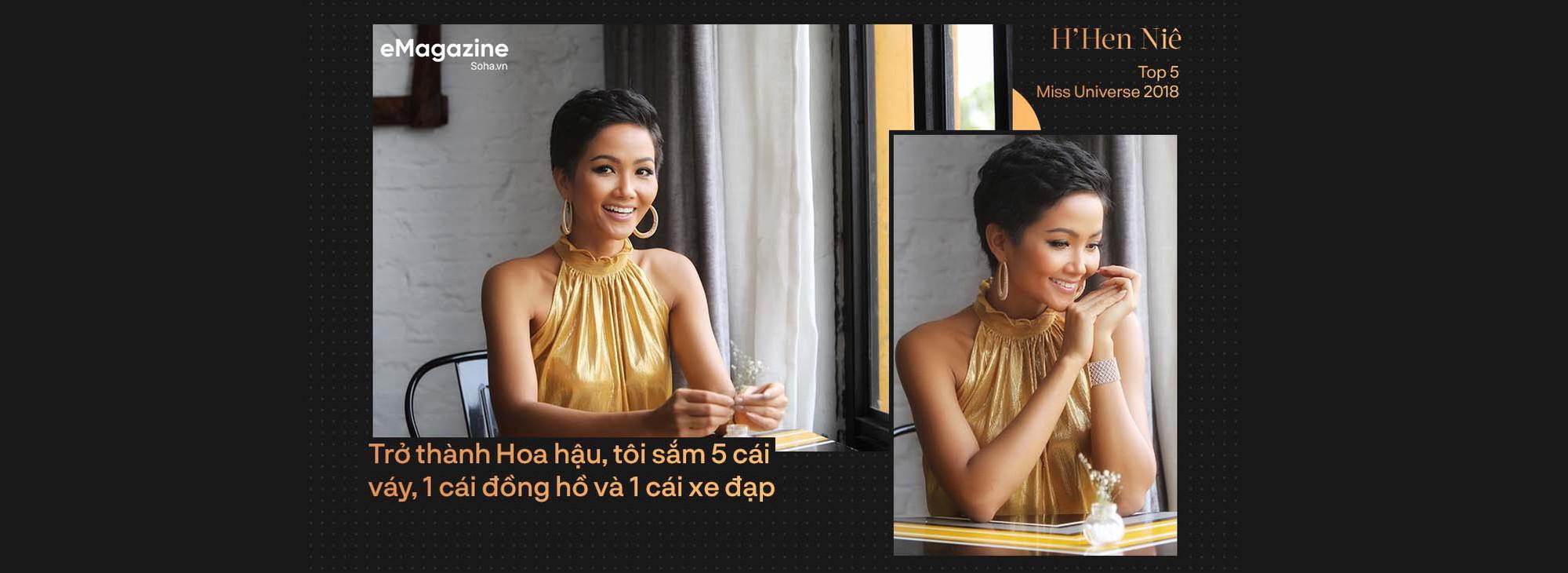 H'Hen Niê: Hoa hậu hoang dã, điên, khùng và nghèo nhất Việt Nam! - Ảnh 21.