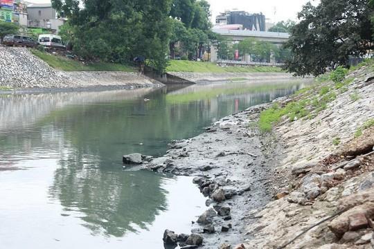 Có tập đoàn muốn biến sông Tô Lịch thành giống sông Seine hoặc sông Thames - Ảnh 2.