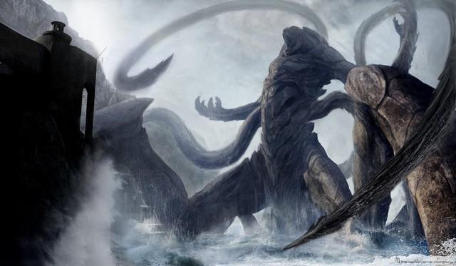 Bạn biết gì về Karathen, con thủy quái sở hữu sức mạnh kinh hoàng khiến cả đại dương phải khiếp sợ trong Aquaman? - Ảnh 1.