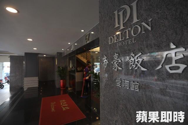 Hình ảnh đầu tiên được cho là nhóm khách Việt nghi bỏ trốn ở Đài Loan: Vào khách sạn chưa đầy 1 tiếng đã xách vali ra - Ảnh 13.