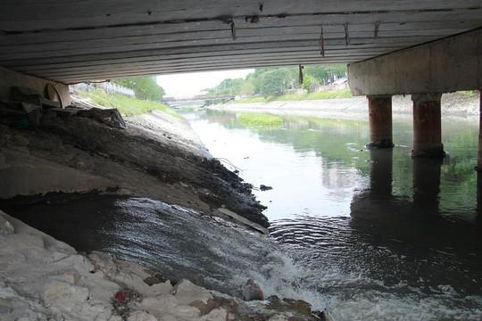 Có tập đoàn muốn biến sông Tô Lịch thành giống sông Seine hoặc sông Thames - Ảnh 4.