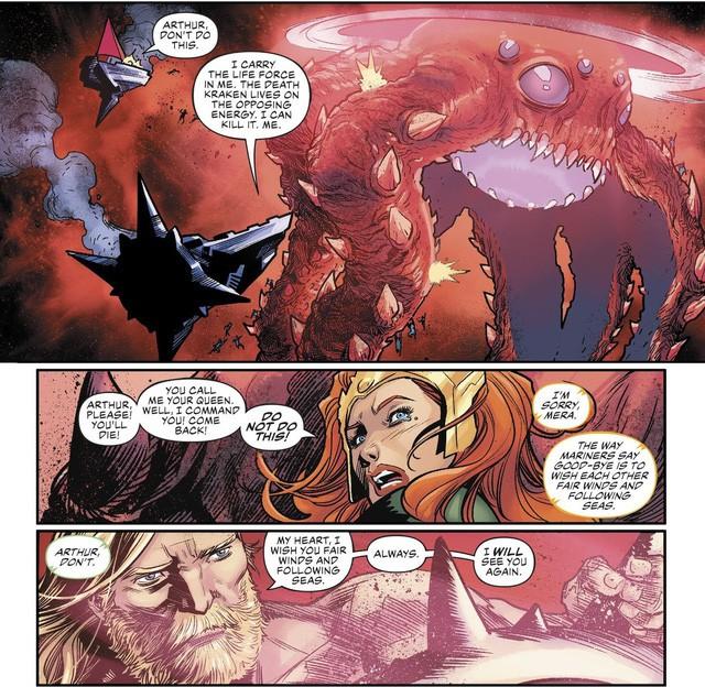 Bạn biết gì về Karathen, con thủy quái sở hữu sức mạnh kinh hoàng khiến cả đại dương phải khiếp sợ trong Aquaman? - Ảnh 7.
